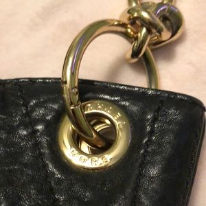 Michael Kors Bags - Michael Kors Black Leather Bag
